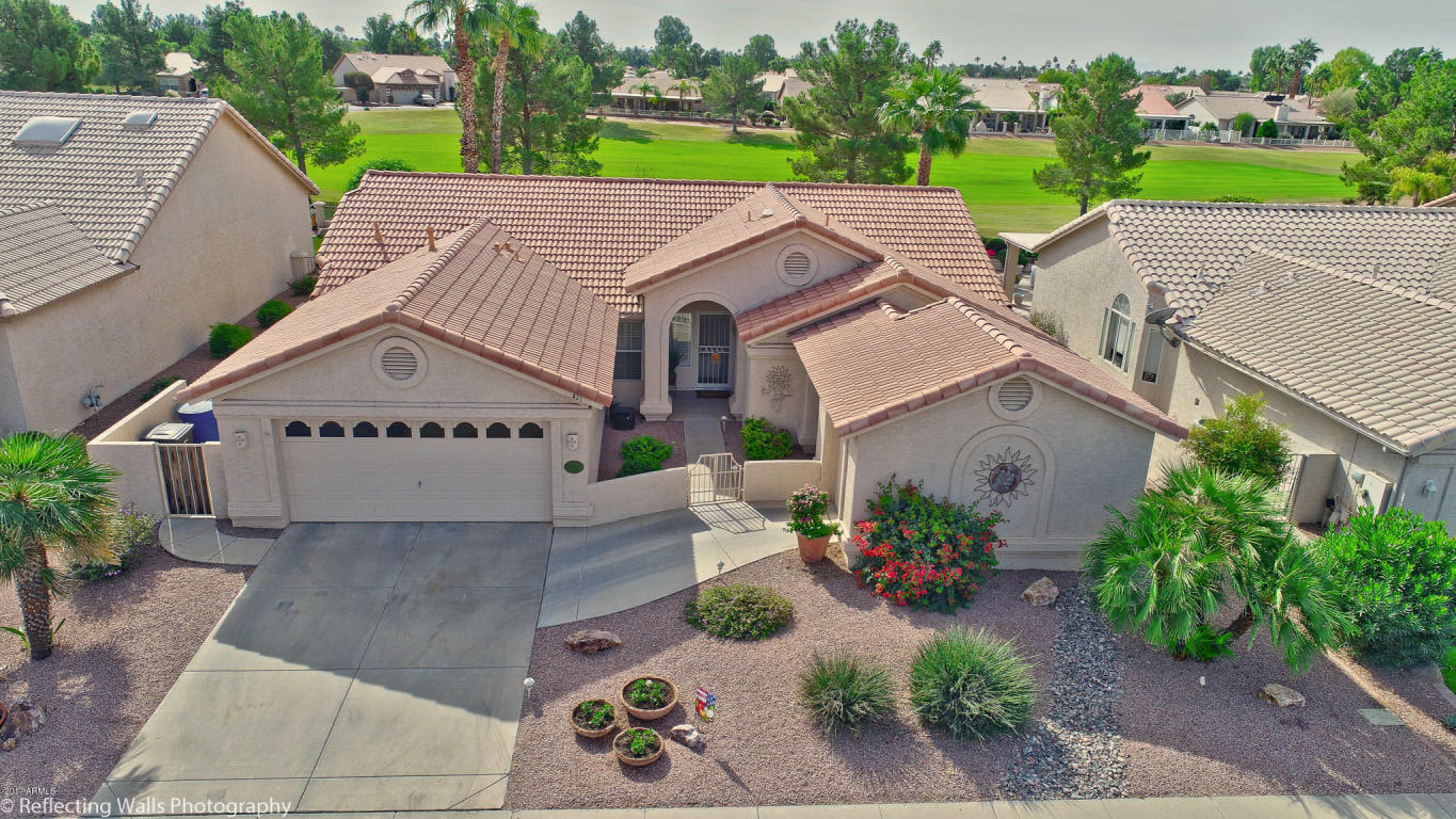 Photo for 421 W Beechnut Place, Sun Lakes, AZ 85248 (MLS # 5683895)