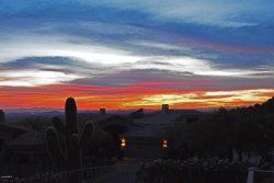 Photo of 24350 N Whispering Ridge Way, Unit 47, Scottsdale, AZ 85255 (MLS # 5689956)
