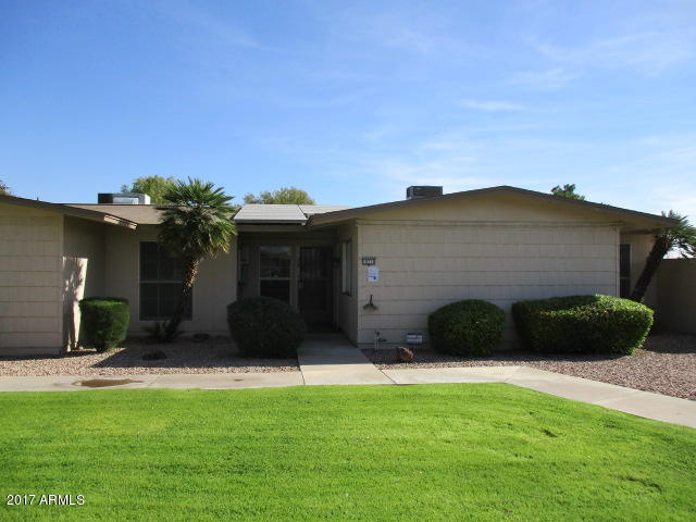 Photo for 10713 W Santa Fe Drive, Sun City, AZ 85351 (MLS # 5695643)