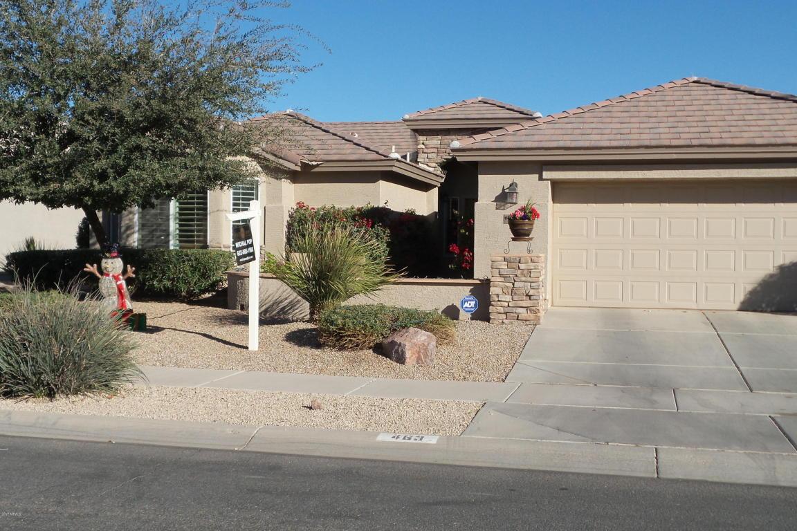 Photo for 463 N Santiago Trail, Casa Grande, AZ 85194 (MLS # 5695702)