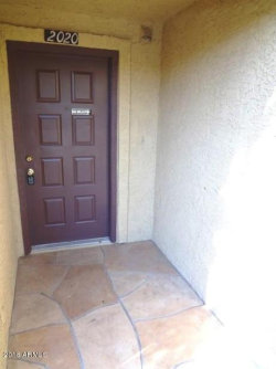 Photo of 653 W Guadalupe Road, Unit 2020, Mesa, AZ 85210 (MLS # 5710294)