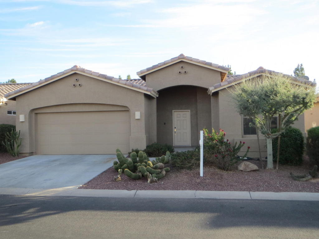 Photo for 9613 E Mossy Rock Drive, Sun Lakes, AZ 85248 (MLS # 5710355)