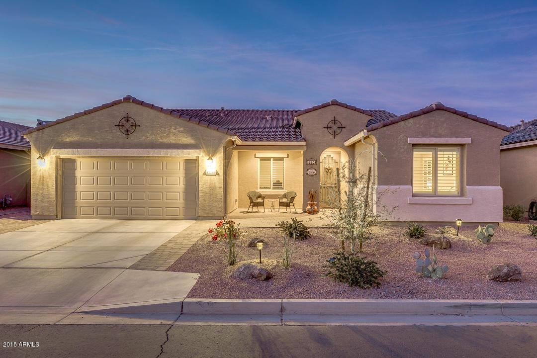 Photo for 42204 W Cribbage Road, Maricopa, AZ 85138 (MLS # 5719022)