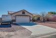 Photo of 10395 W Mission Drive, Arizona City, AZ 85123 (MLS # 5721687)