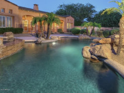 Photo of 9255 E Mountain Spring Road, Scottsdale, AZ 85255 (MLS # 5727201)