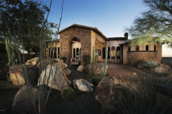 Photo of 11861 E Desert Trail Road, Scottsdale, AZ 85259 (MLS # 5727241)