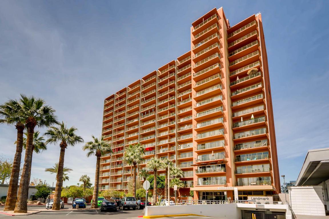 Photo for 4750 N Central Avenue, Unit 17E, Phoenix, AZ 85012 (MLS # 5735921)