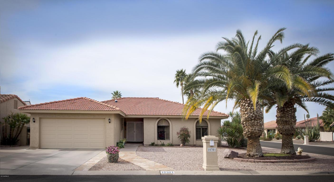 Photo for 10301 E Lotus Court, Sun Lakes, AZ 85248 (MLS # 5737628)