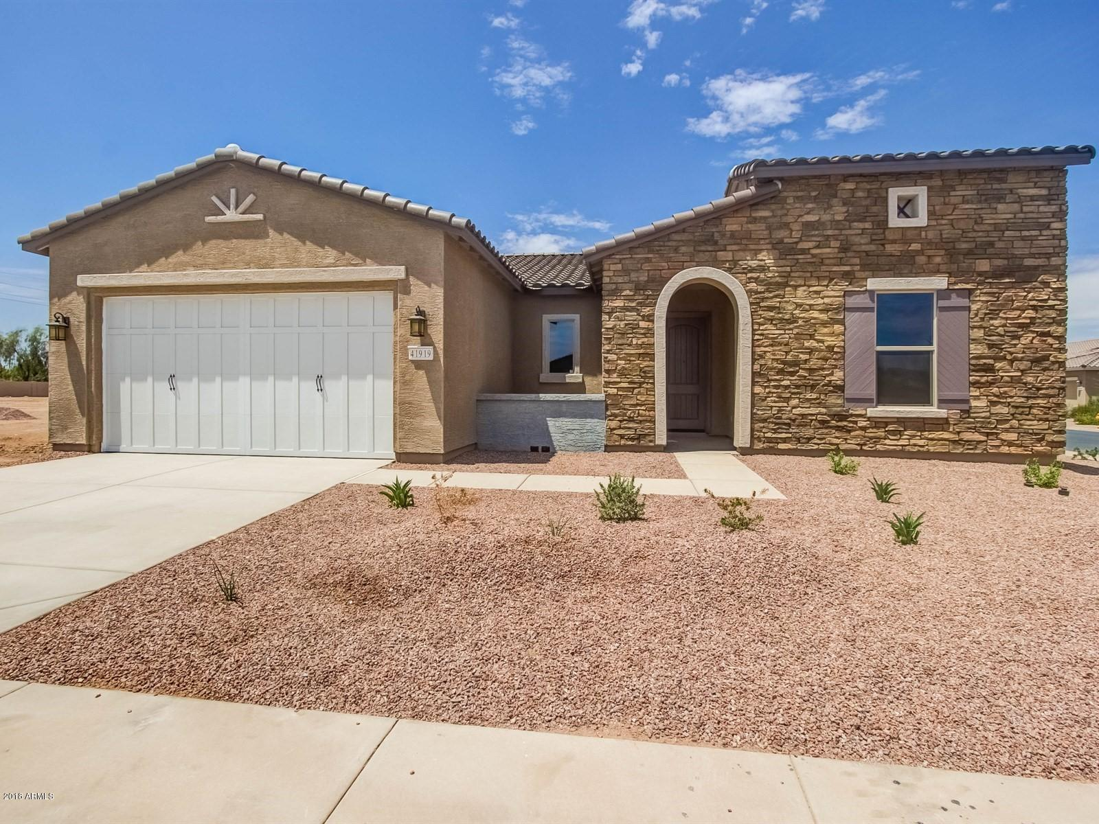 Photo for 41919 W Canasta Lane, Maricopa, AZ 85138 (MLS # 5737996)