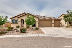 Photo of 18620 N Tanners Way, Maricopa, AZ 85138 (MLS # 5738386)