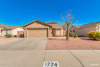 Photo of 1774 E Birch Street, Casa Grande, AZ 85122 (MLS # 5739701)