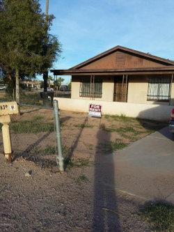 Photo of 839 S Main Street, Coolidge, AZ 85128 (MLS # 5742310)