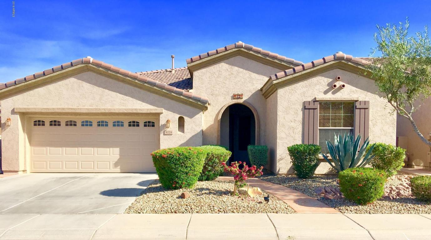 Photo for 4724 E Sourwood Drive, Gilbert, AZ 85298 (MLS # 5749380)