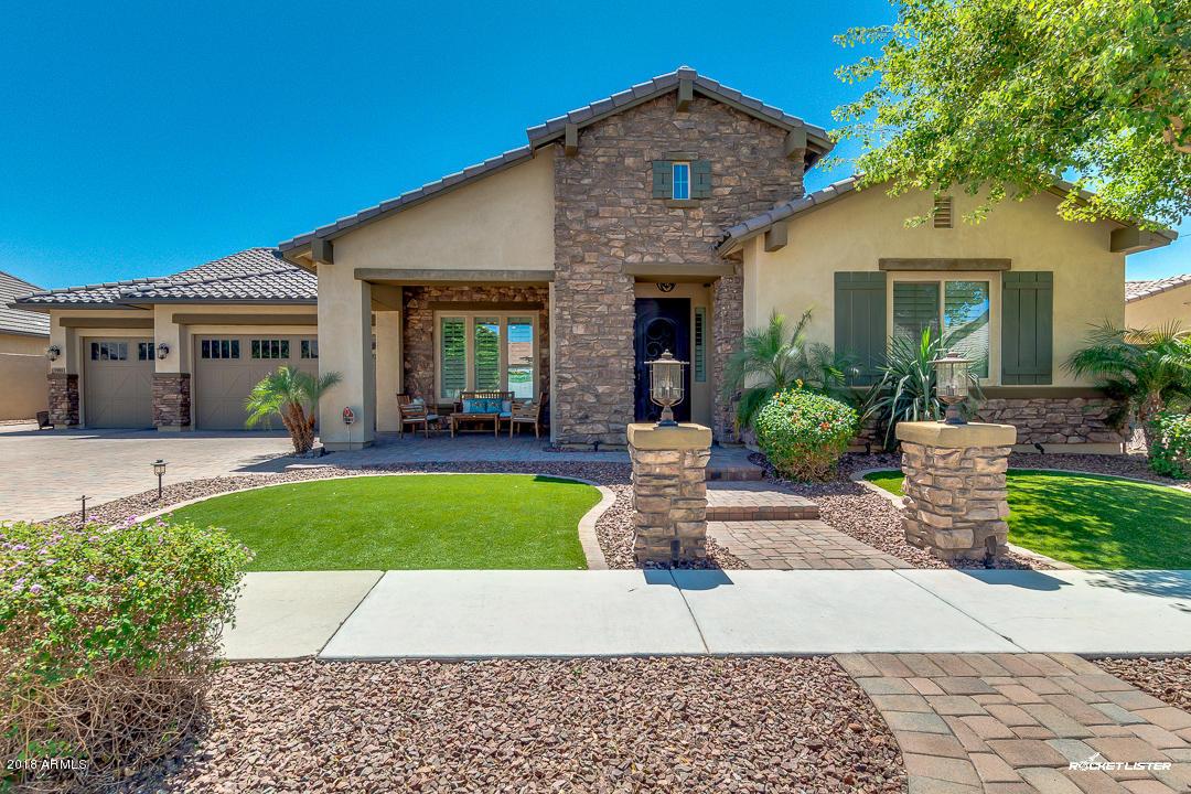 Photo for 7593 W Crystal Road, Glendale, AZ 85308 (MLS # 5752360)