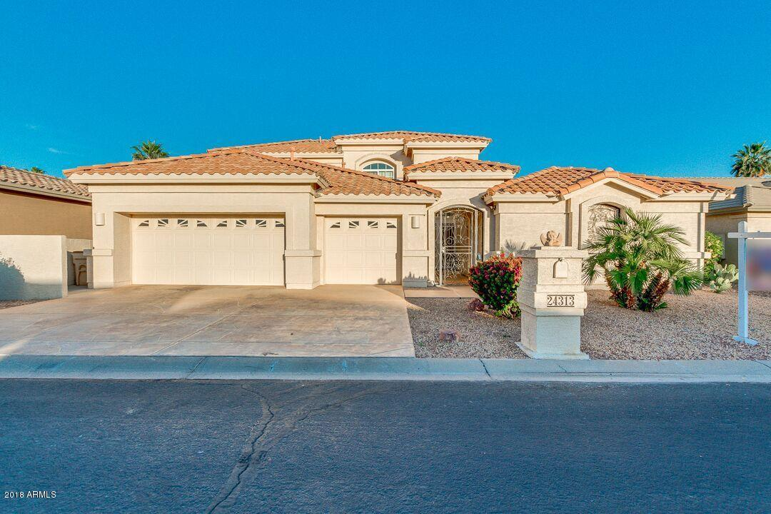Photo for 24313 S Lakestar Drive, Sun Lakes, AZ 85248 (MLS # 5762118)