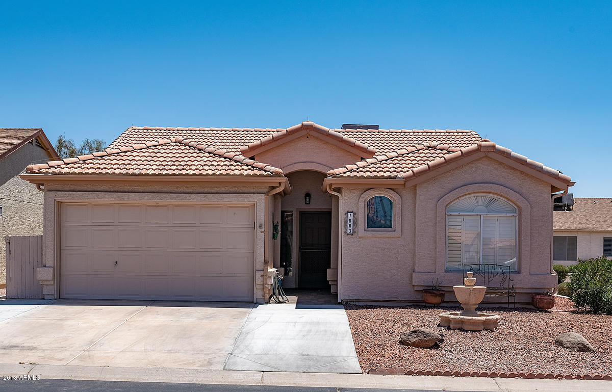 Photo for 1803 E Colonial Drive, Chandler, AZ 85249 (MLS # 5776641)