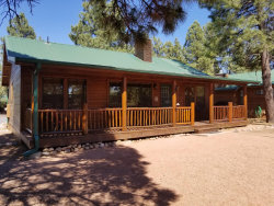 Photo of 2691 Palomino Trail, Overgaard, AZ 85933 (MLS # 5784583)