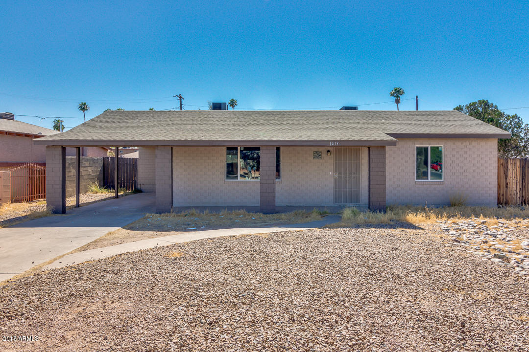 Photo for 1413 N Cameron Avenue, Casa Grande, AZ 85122 (MLS # 5786761)