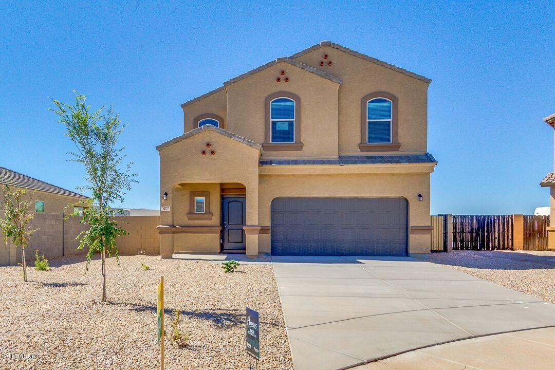 Photo for 30322 N Ocotillo Drive, Florence, AZ 85132 (MLS # 5787995)