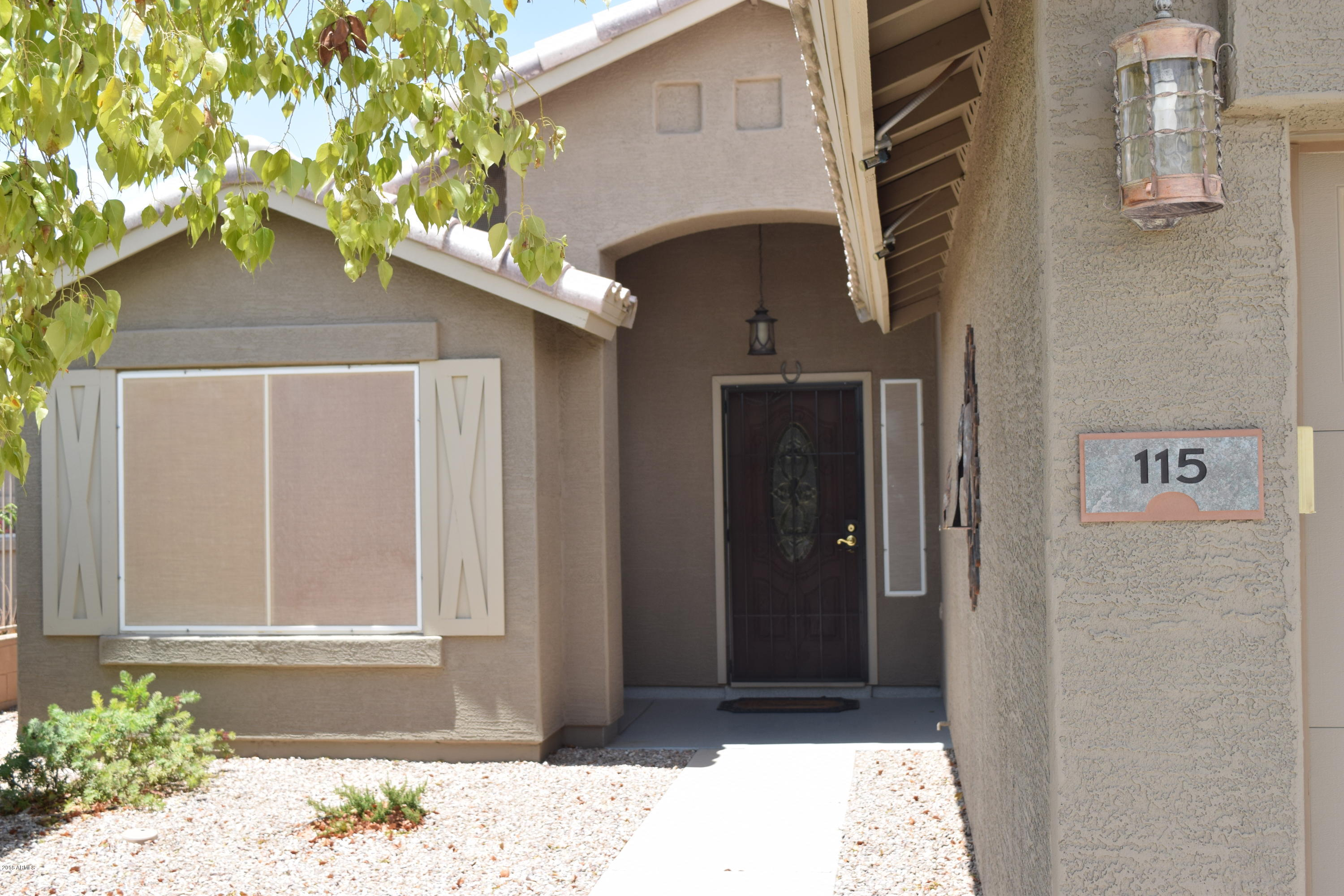 Photo for 115 S Birdie Way, Casa Grande, AZ 85194 (MLS # 5790144)