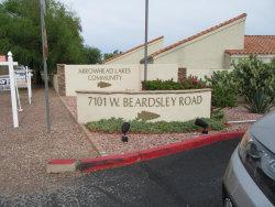 Photo of 7101 W Beardsley Road W, Unit 821, Glendale, AZ 85308 (MLS # 5796652)