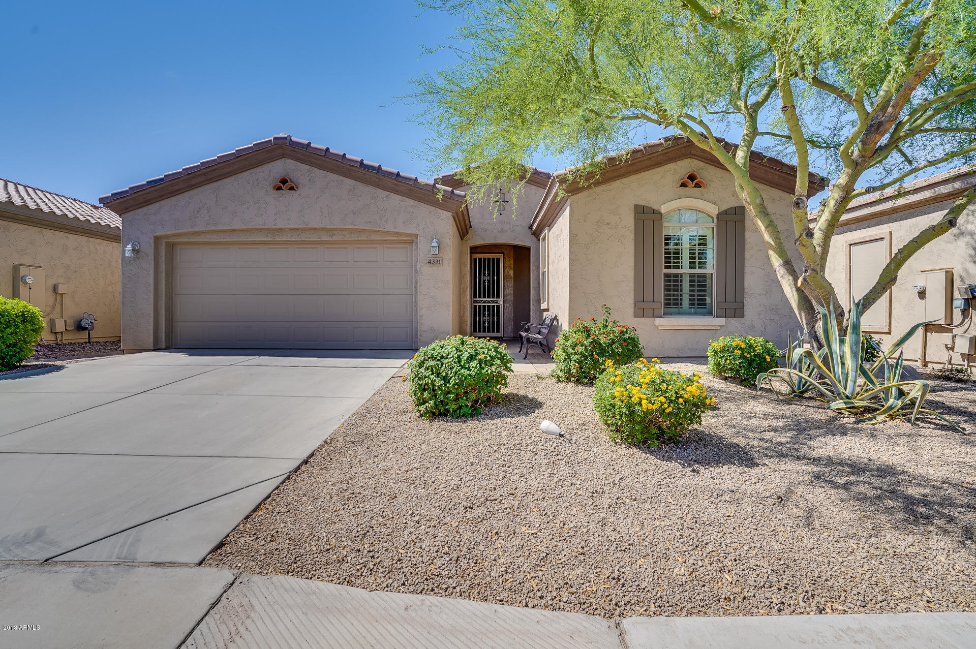 Photo for 4331 E Ficus Way, Gilbert, AZ 85298 (MLS # 5797338)