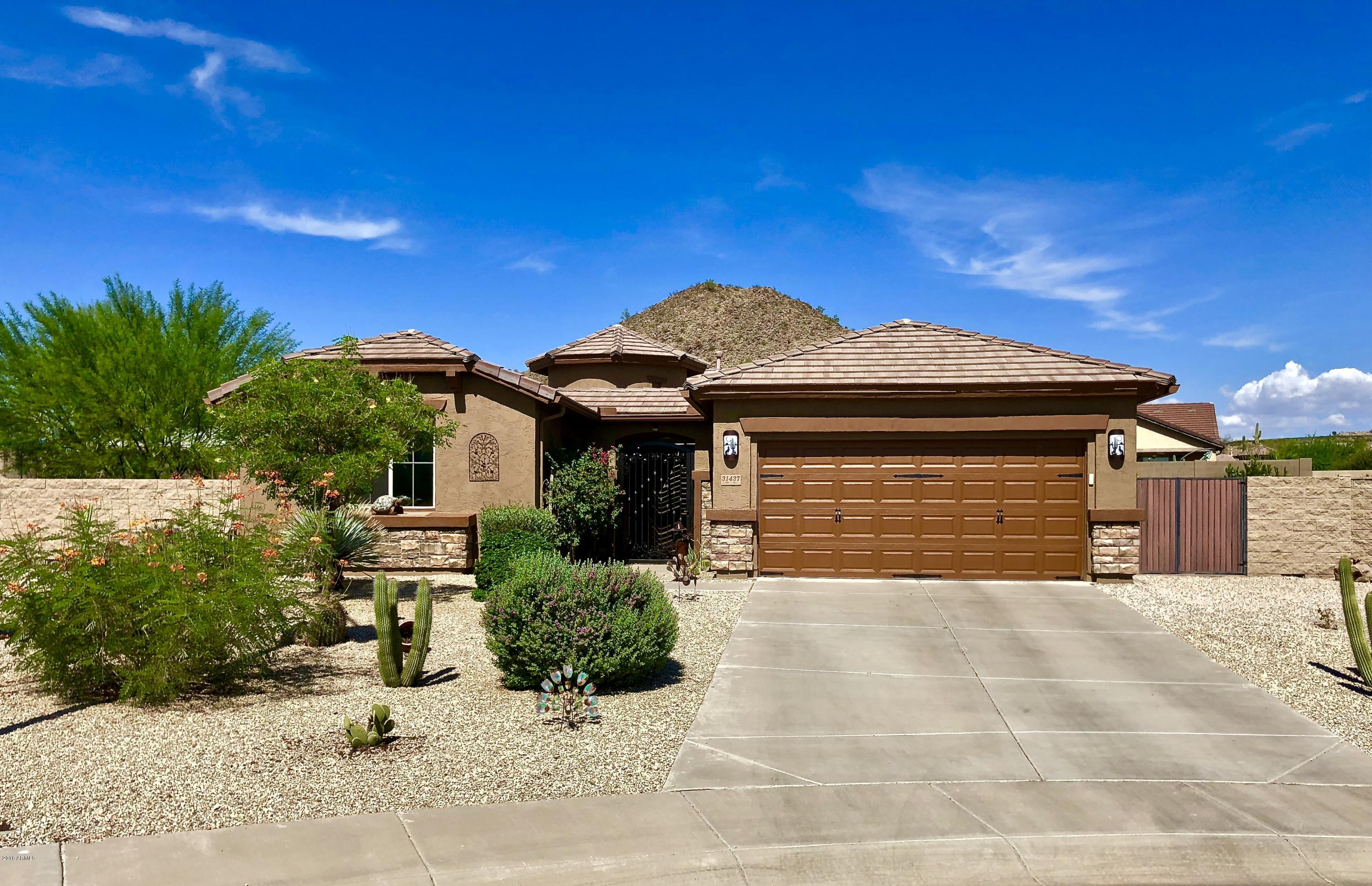 Photo for 31437 N Desert Star Street, San Tan Valley, AZ 85143 (MLS # 5806447)
