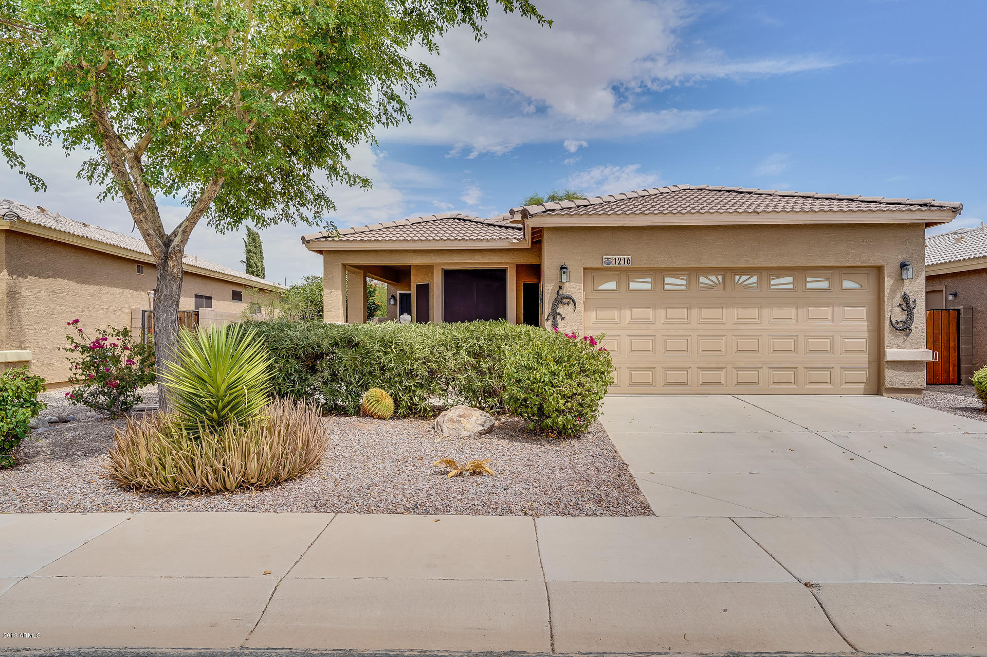Photo for 1216 N Lantana Place, Casa Grande, AZ 85122 (MLS # 5813858)