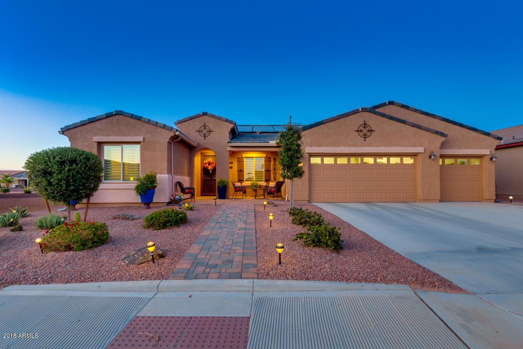 Photo for 41696 W Snow Bird Lane, Maricopa, AZ 85138 (MLS # 5814105)