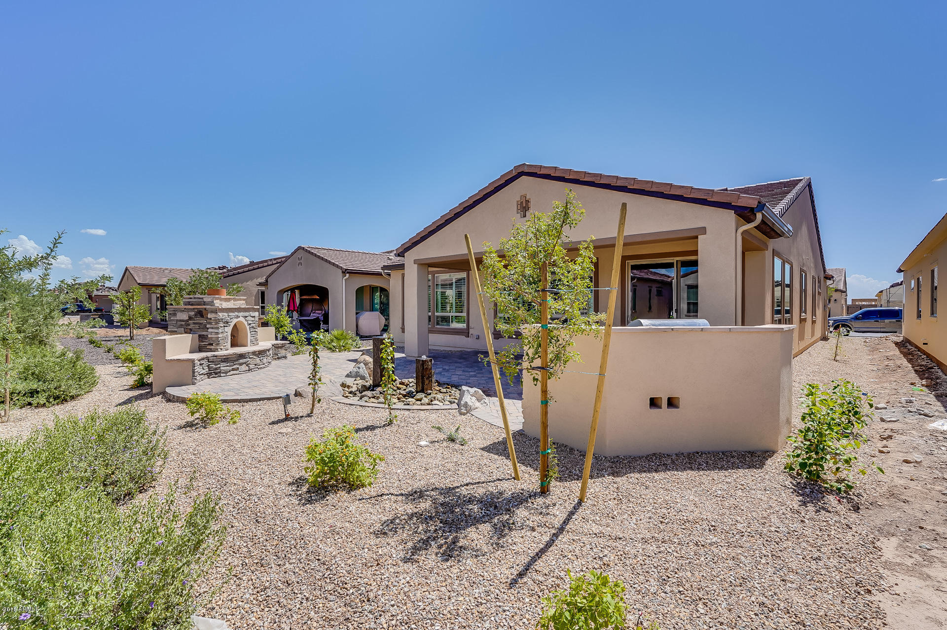 Photo for 808 E Sugar Apple Way, San Tan Valley, AZ 85140 (MLS # 5816039)