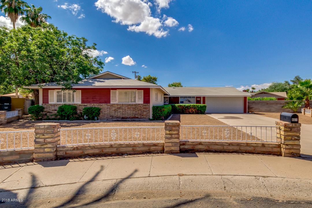 Photo for 401 E Paseo De Enrique Street, Casa Grande, AZ 85122 (MLS # 5824841)