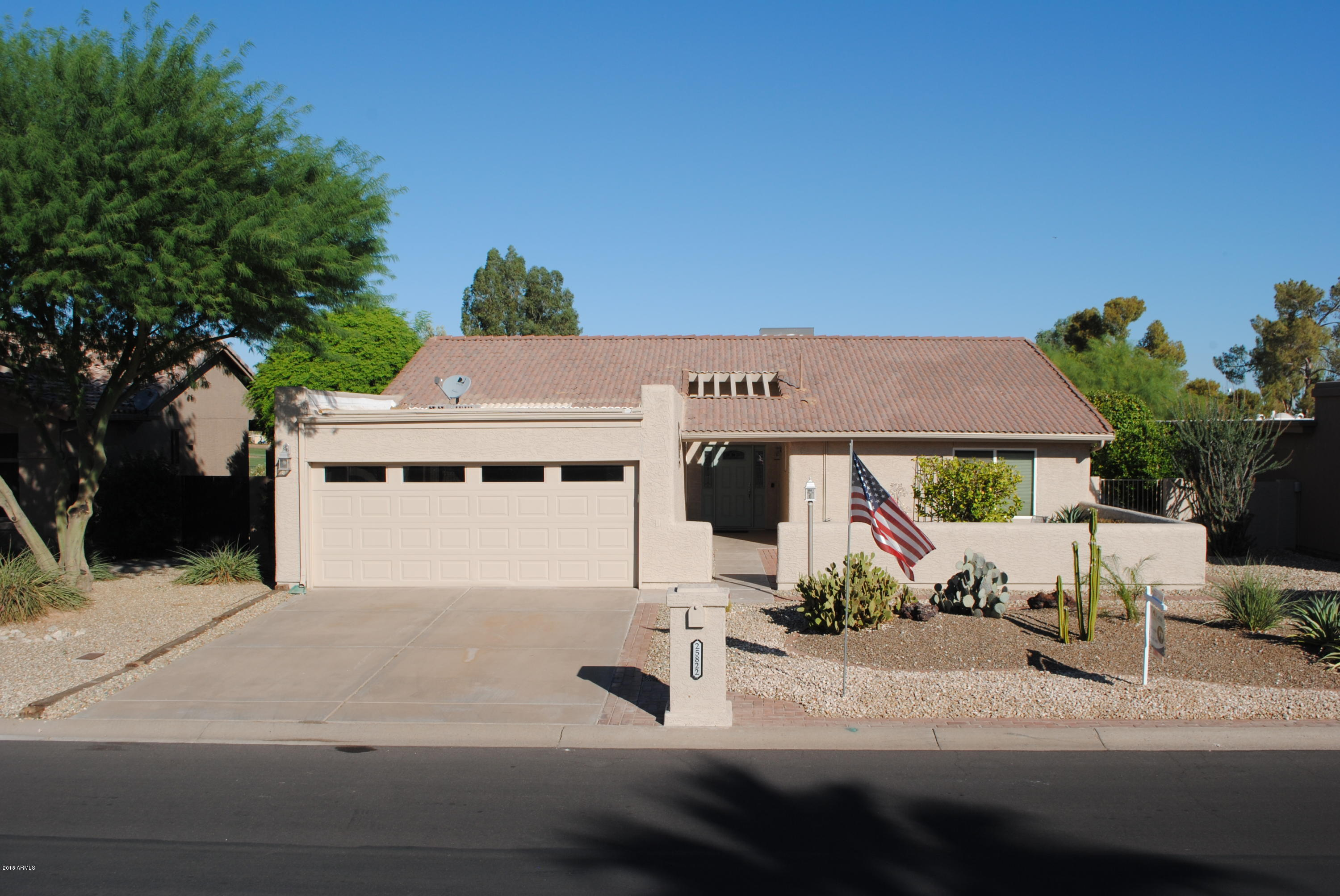 Photo for 25822 S Brentwood Drive, Sun Lakes, AZ 85248 (MLS # 5826292)