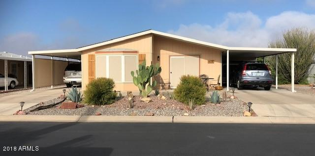 Photo for 3718 N Illinois Avenue, Florence, AZ 85132 (MLS # 5827695)