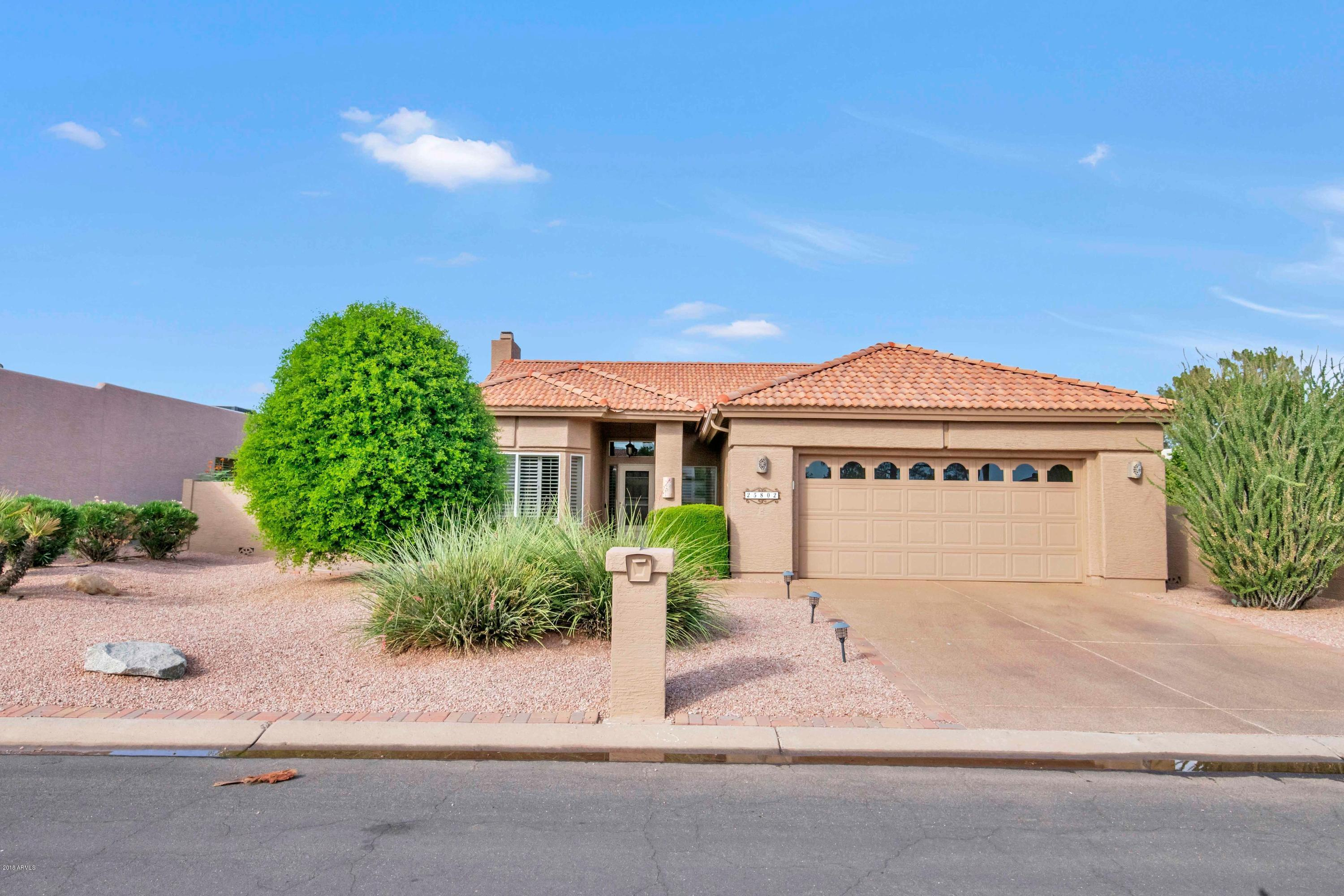 Photo for 25802 S Saddletree Drive, Sun Lakes, AZ 85248 (MLS # 5828287)