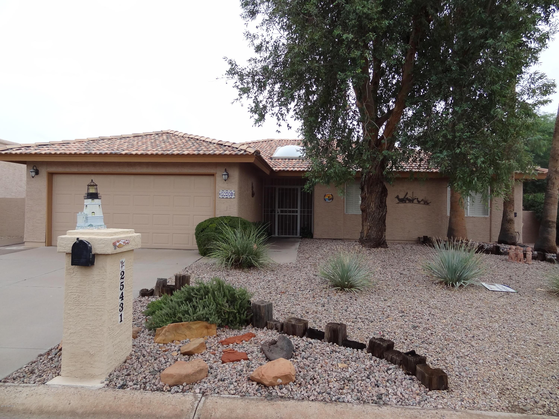 Photo for 25431 S Pinewood Drive, Sun Lakes, AZ 85248 (MLS # 5829039)