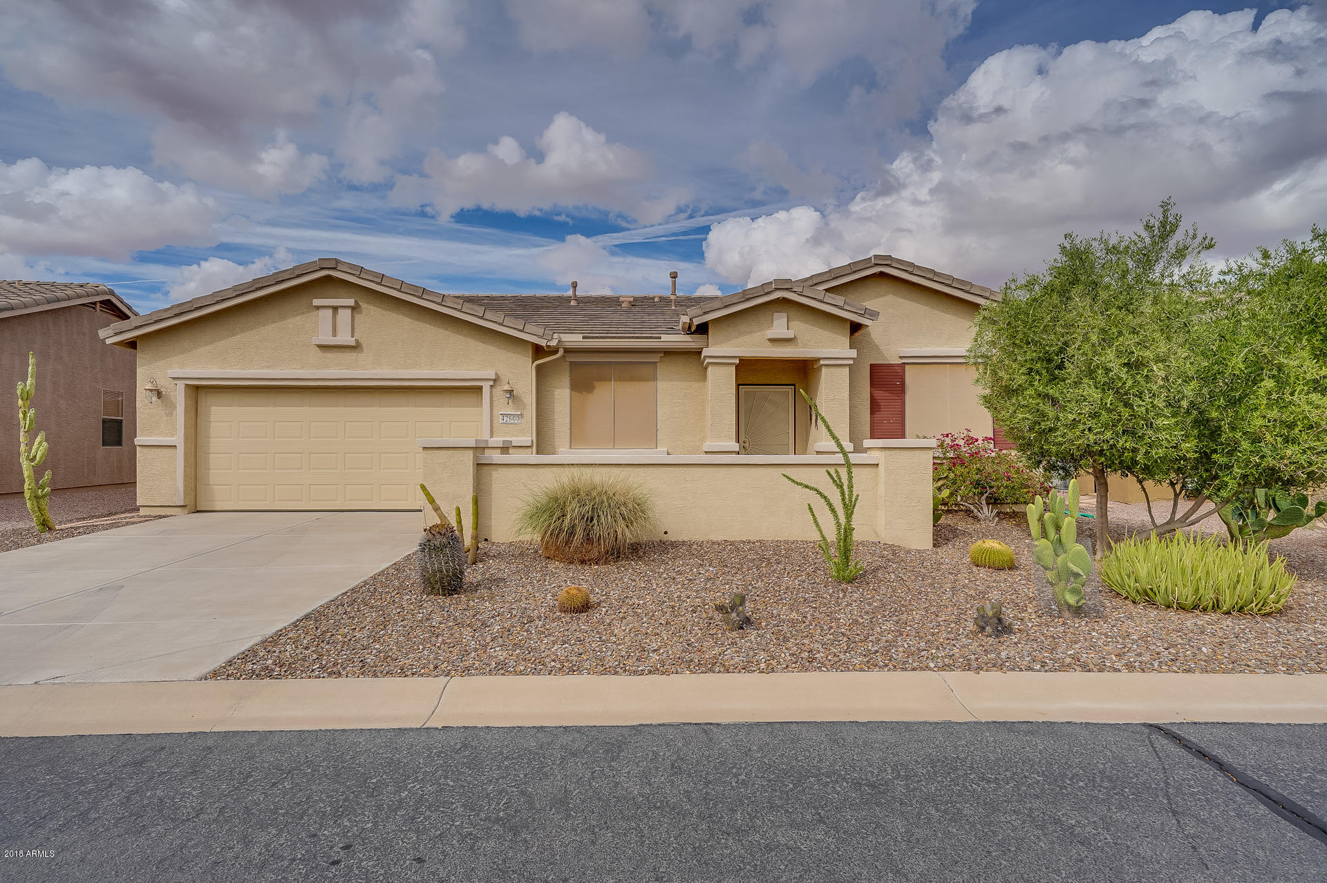 Photo for 42600 W Milky Way, Maricopa, AZ 85138 (MLS # 5832648)