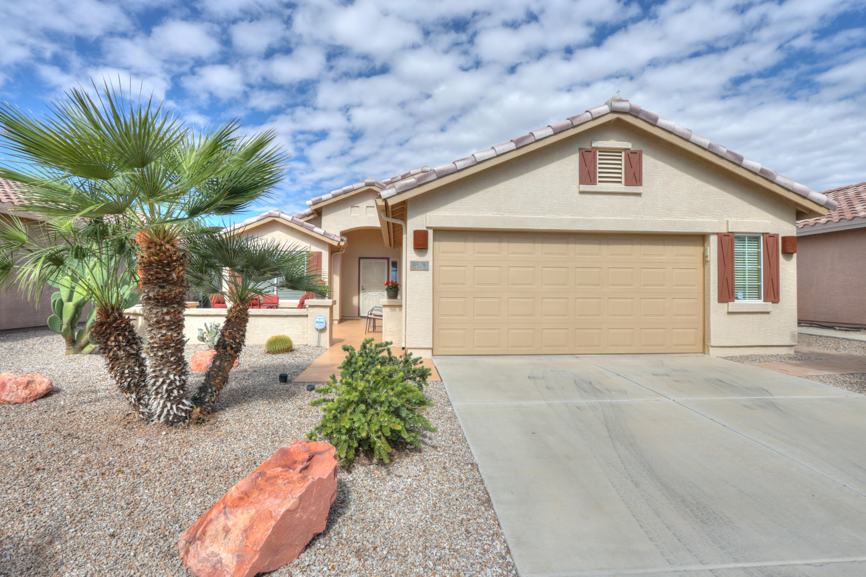 Photo for 2476 E Fiesta Drive, Casa Grande, AZ 85194 (MLS # 5834415)