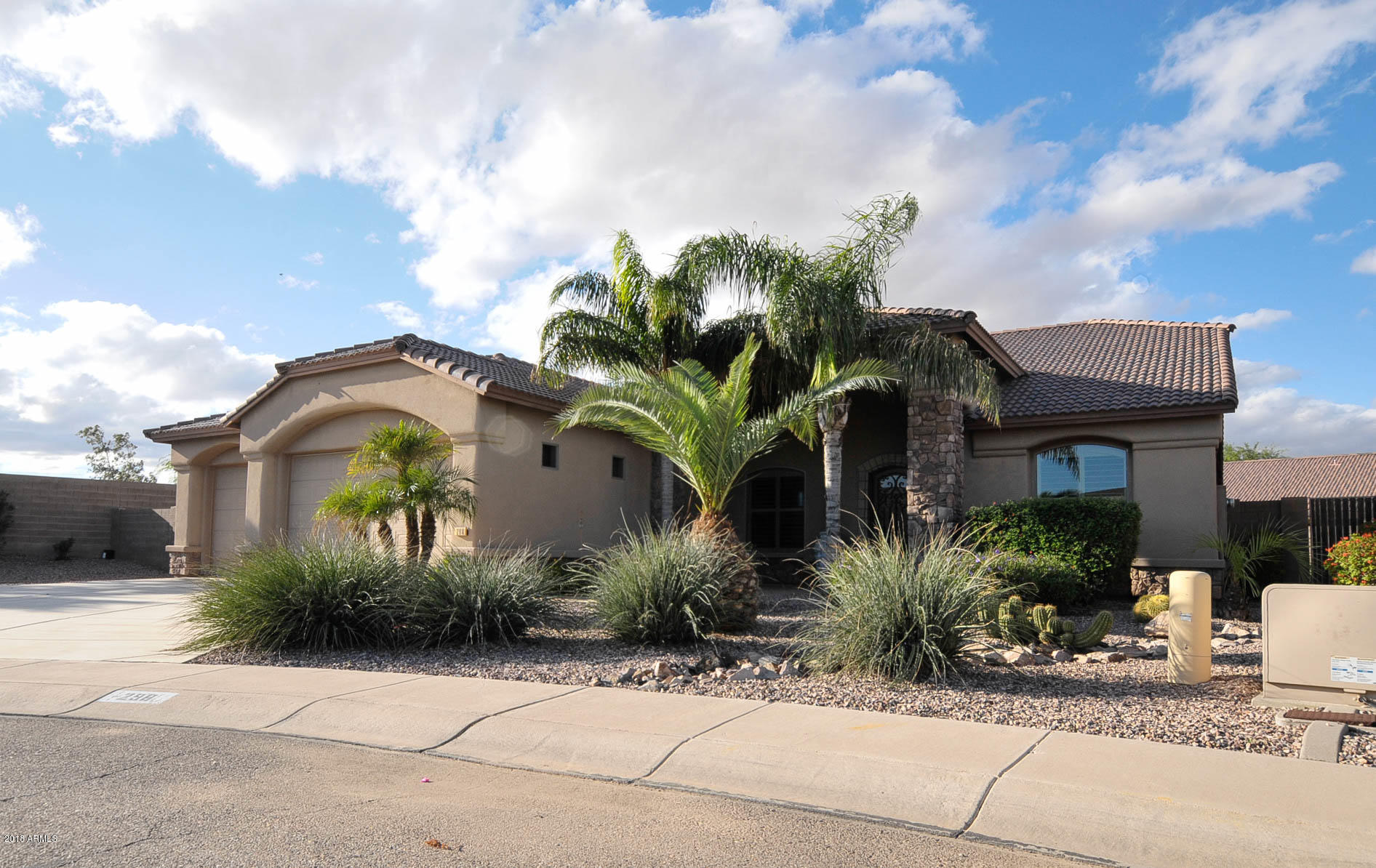 Photo for 298 W Rock Creek Place, Casa Grande, AZ 85122 (MLS # 5834462)