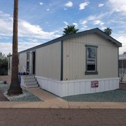 Photo of 2701 E Allred Avenue, Unit 151, Mesa, AZ 85204 (MLS # 5838332)