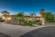 Photo of 2776 E Meadowview Court, Gilbert, AZ 85298 (MLS # 5838617)