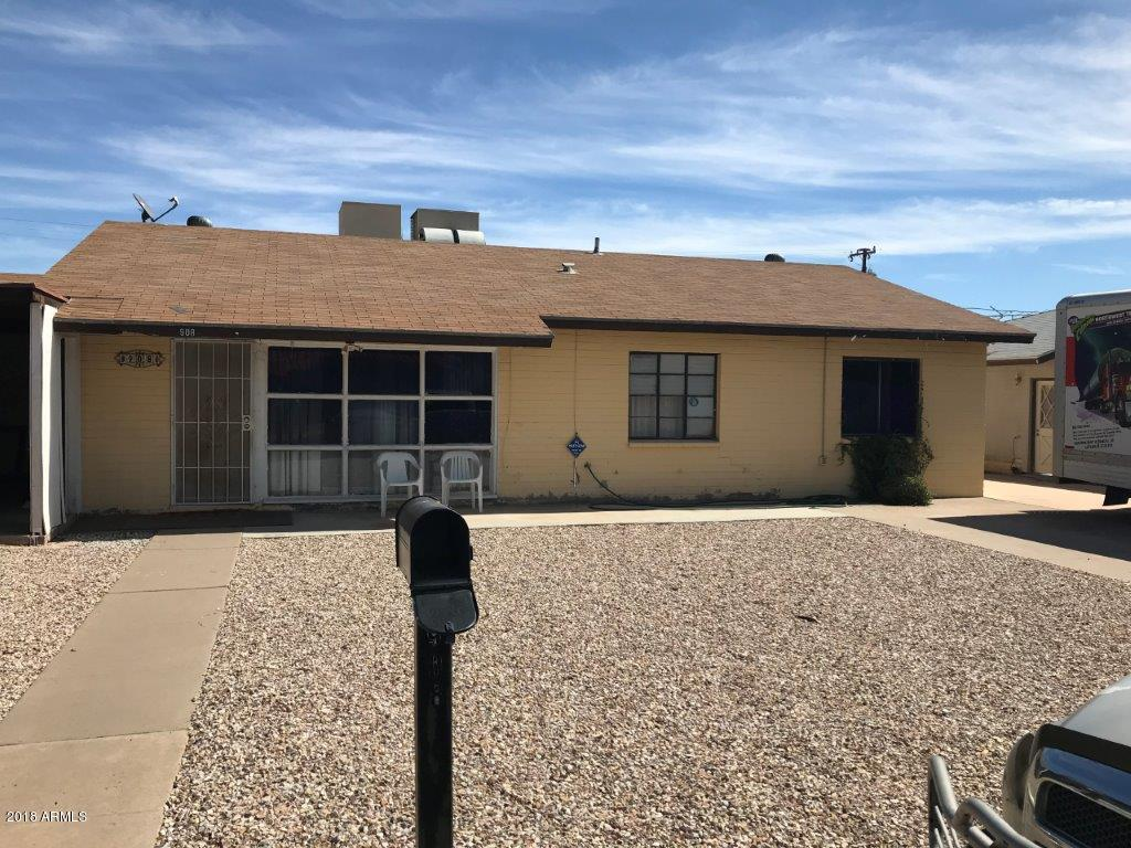 Photo for 908 N Gilbert Avenue, Casa Grande, AZ 85122 (MLS # 5839319)