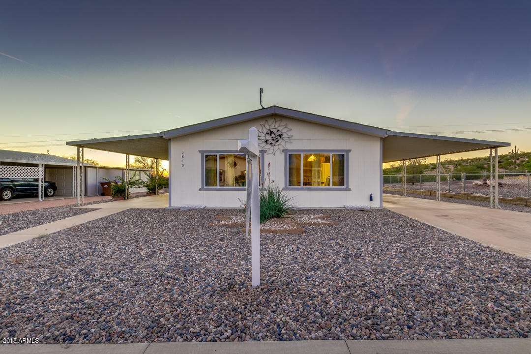 Photo for 3810 N Indiana Avenue, Florence, AZ 85132 (MLS # 5840373)