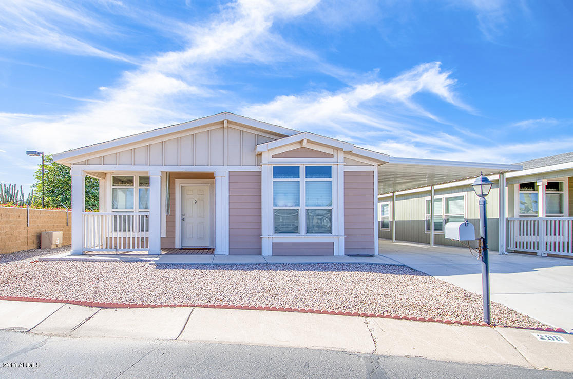 Photo for 2100 N Trekell Road, Unit 298, Casa Grande, AZ 85122 (MLS # 5841314)