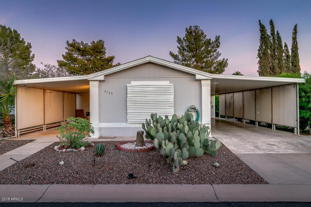 Photo for 3725 N Michigan Avenue, Florence, AZ 85132 (MLS # 5841880)