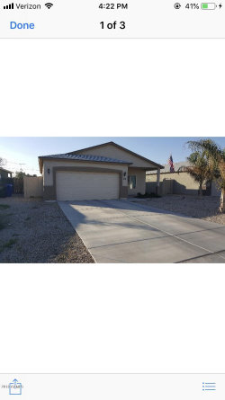 Photo of 104 S 91st Drive, Tolleson, AZ 85353 (MLS # 5848665)