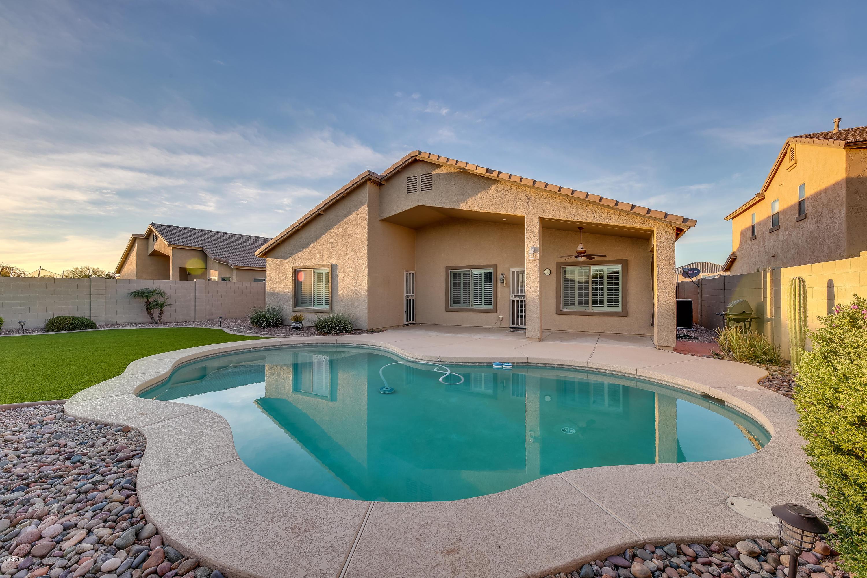 Photo for 1141 E Jahns Drive, Casa Grande, AZ 85122 (MLS # 5849831)