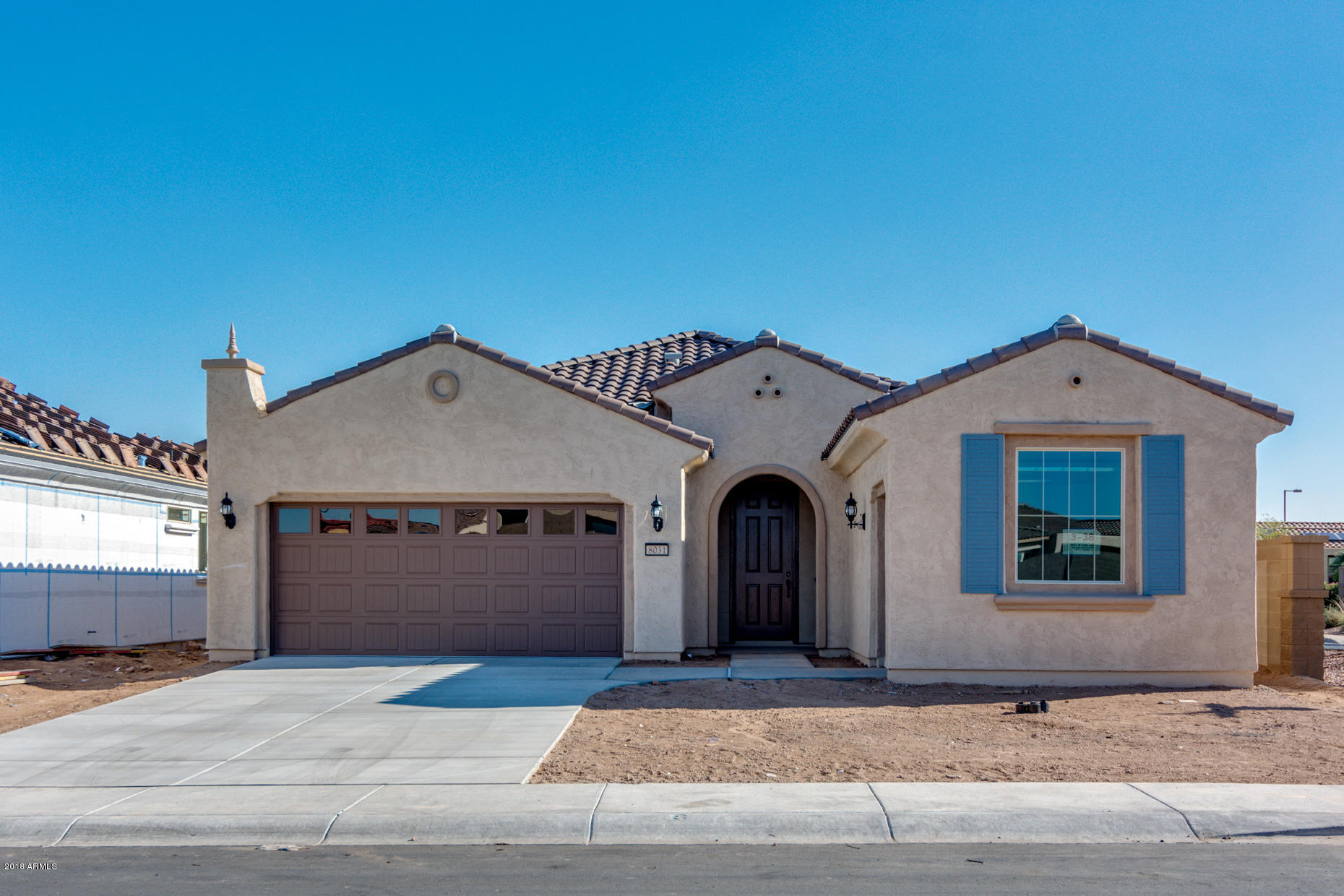 Photo for 8031 W Valor Way, Florence, AZ 85132 (MLS # 5851410)