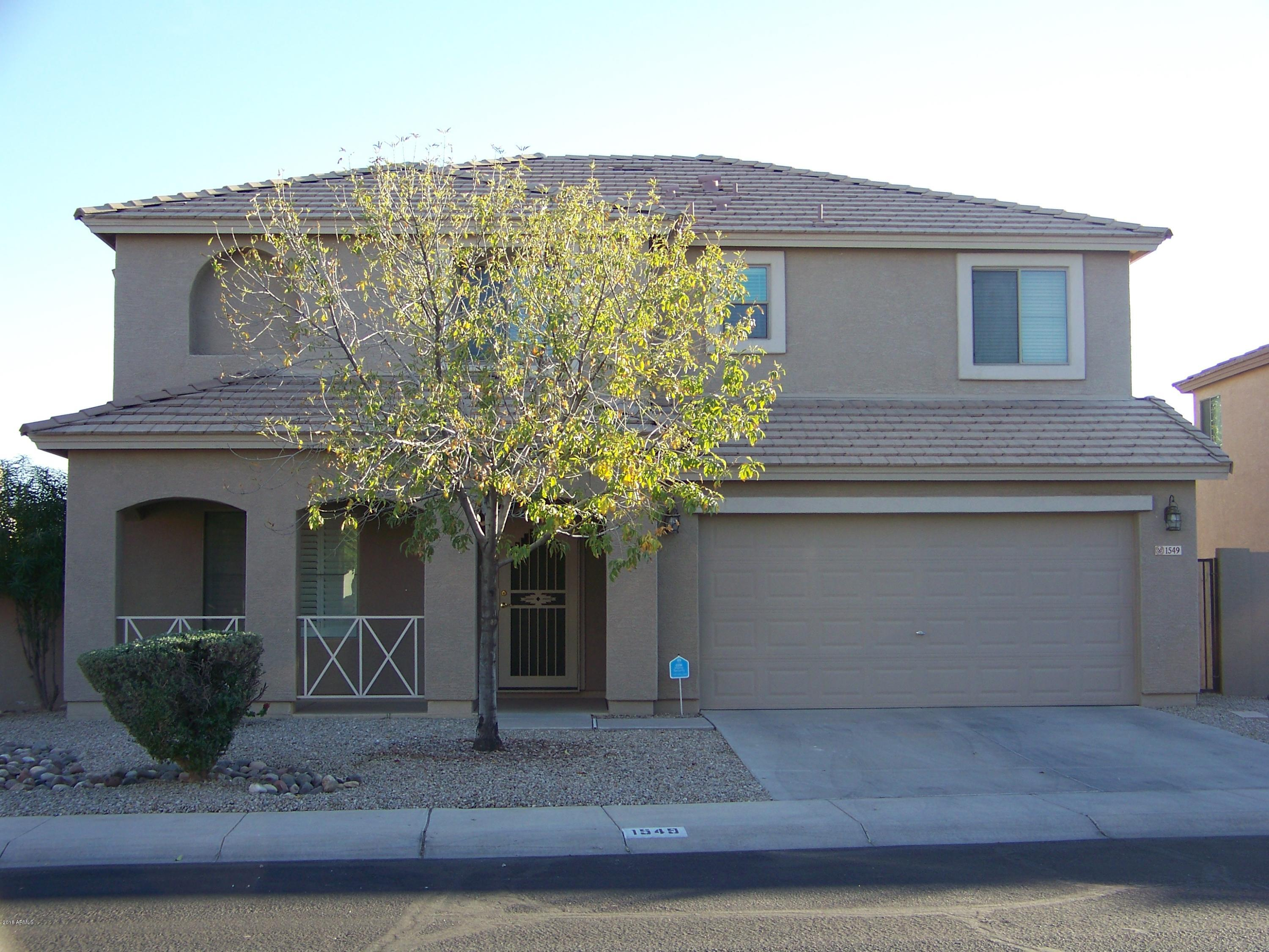 Photo for 1549 E Bowman Drive, Casa Grande, AZ 85122 (MLS # 5851519)