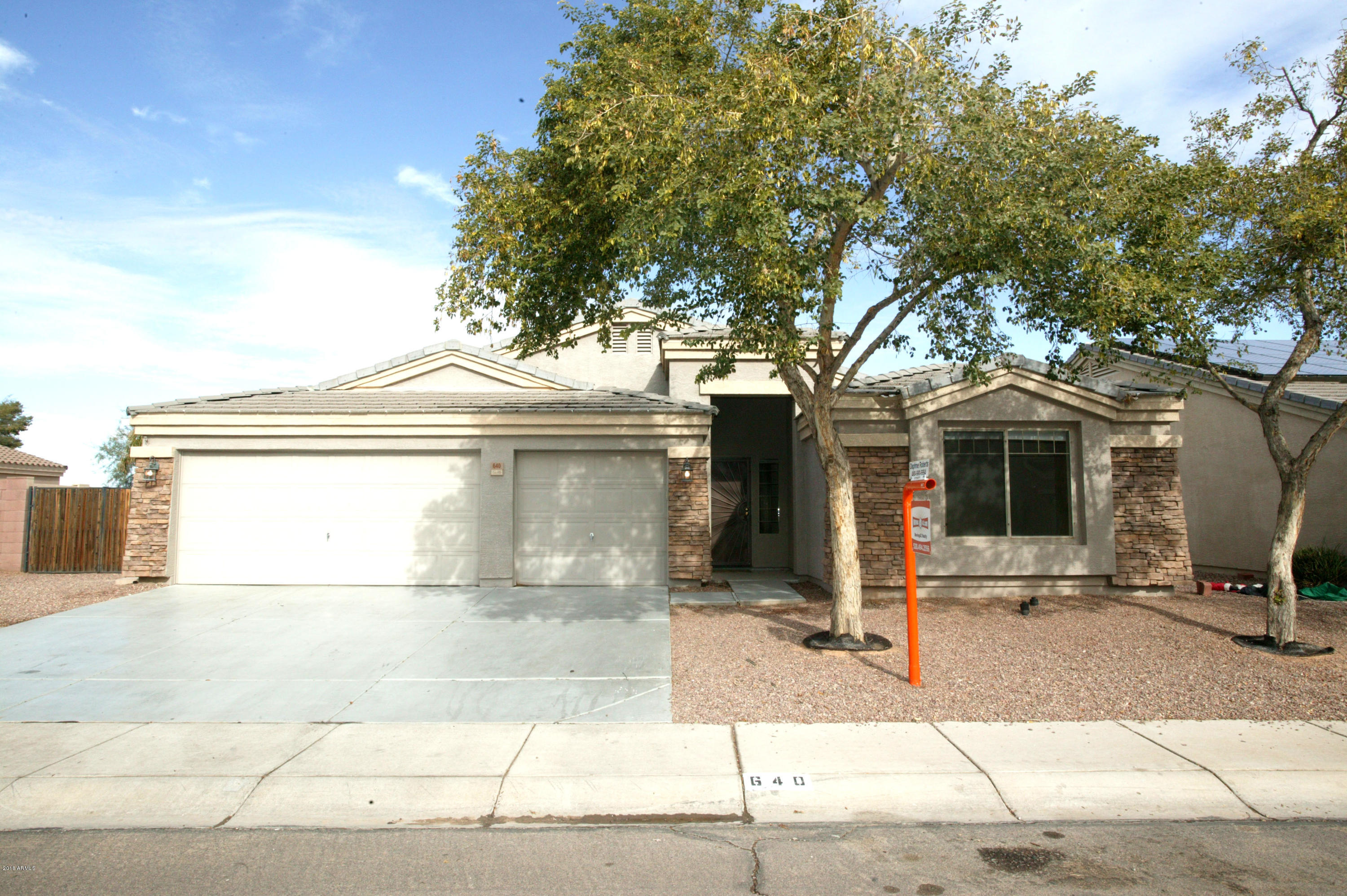 Photo for 640 W Rattlesnake Place, Casa Grande, AZ 85122 (MLS # 5853045)
