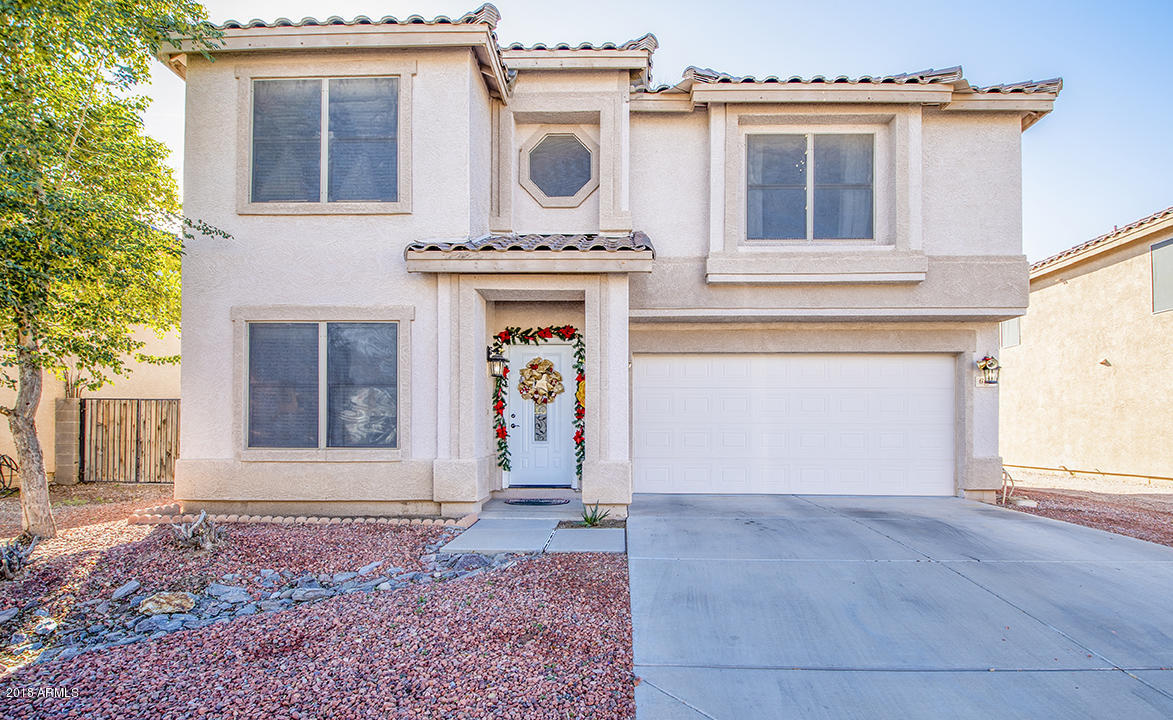 Photo for 603 W Racine Loop, Casa Grande, AZ 85122 (MLS # 5853674)